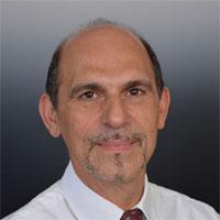 Dr. George Georgiou, inventor of HMD