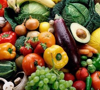 Detox with fruit and vegetables and the alkaline detox diet
