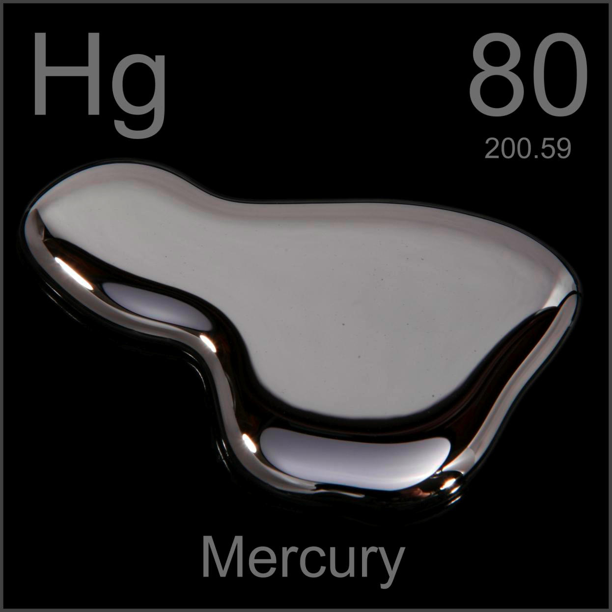 Mercury a powerful neuro toxin