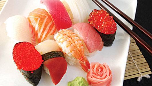Mercury in fish and sushi can harm your body. Detox with HMD.