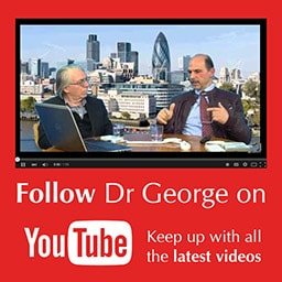 Follow Dr. George Georgiou on Youtube