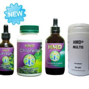 HMD SUPER-ULTIMATE DETOX PACK