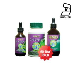 60-DAY HMD™ ULTIMATE DETOX (2 months supply)