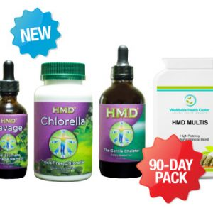 90-DAY SUPER-ULTIMATE DETOX PACK