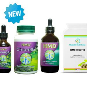 HMD™ SUPER-ULTIMATE DETOX PACK