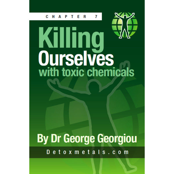 Killing Ourselves with Toxic Chemicals eBook Image