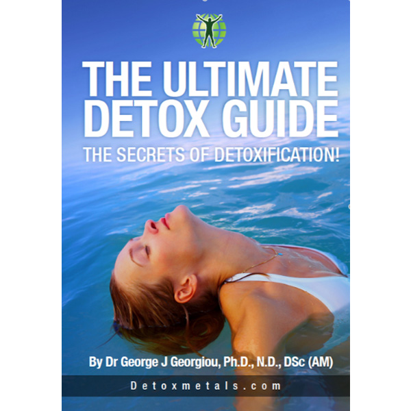 The Ultimate Detox Guide (eBook) Image