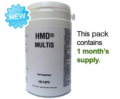 HMD Multis 120 Capsules Image