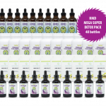 HMD MEGA SUPER DETOX PACK 40 BOTTLES
