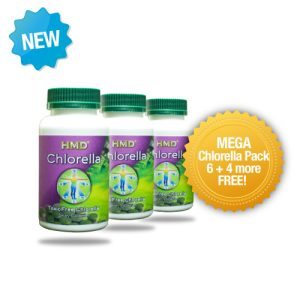 MEGA CHLORELLA PACK