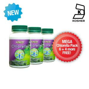 MEGA CHLORELLA PACK (10 bottle pack)