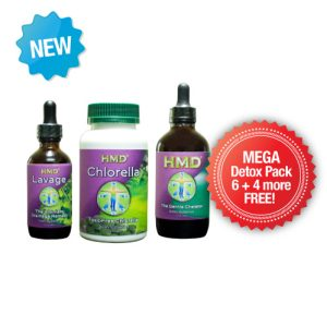 MEGA DETOX 30 bottle pack