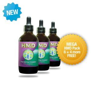 MEGA HMD 10 bottle pack