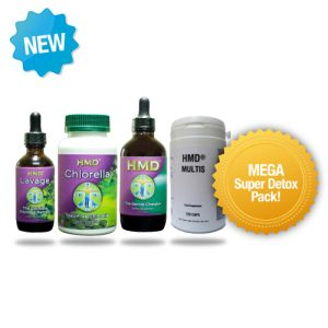 HMD MEGA SUPERDETOX PACK