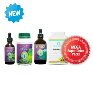 HMD™ MEGA SUPERDETOX PACK (9-months supply)