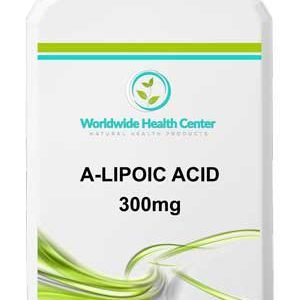 A-LIPOIC ACID – 300 mg – 60 caps
