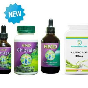 90-DAY HMD™ SUPER ANTIOXIDANT DETOX PACK