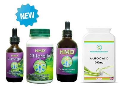 HMD™ ANTIOXIDANT DETOX PACK