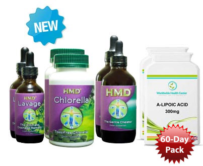 HMD™ 60-DAY ANTIOXIDANT PACK