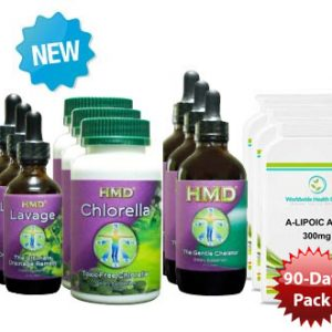 HMD™ 90-DAY ANTIOXIDANT PACK