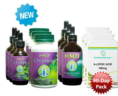 90 Day Antioxidant Pack Image