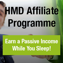 Affiliate Programme Banner