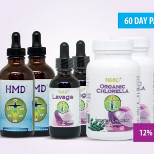 60-DAY ULTIMATE DETOX PACK