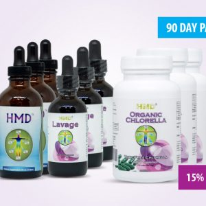 90-DAY HMD ULTIMATE DETOX PACK