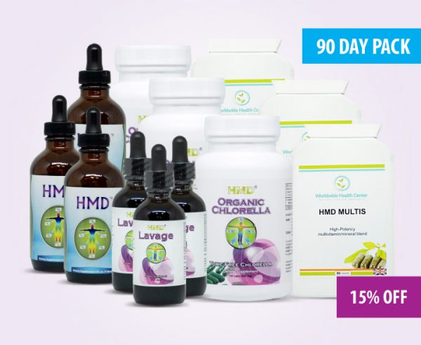 90 Days Super Ultimate Detox Package