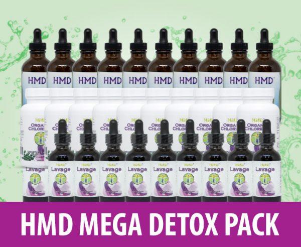 HMD MEGA DETOX PACK
