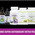 HMD SUPER ANTIOXIDANT DETOX PACK
