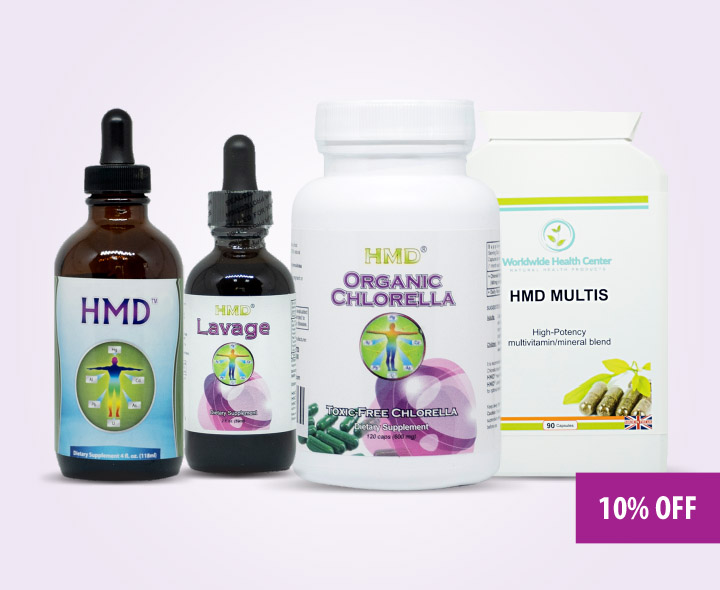 HMD SUPER ULTIMATE DETOX PACK