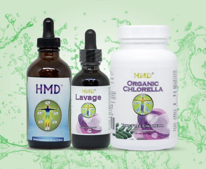 HMD ULTIMATE DETOX PACK
