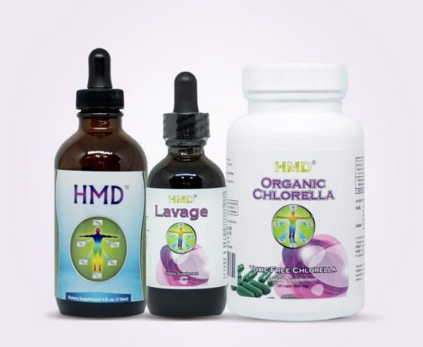 HMD™ ULTIMATE DETOX PRACTITIONER PACK