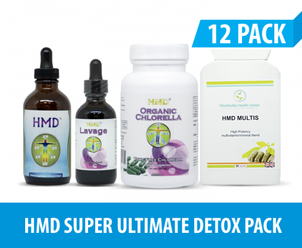 12 PACK HMD SUPER ULTIMATE PACK