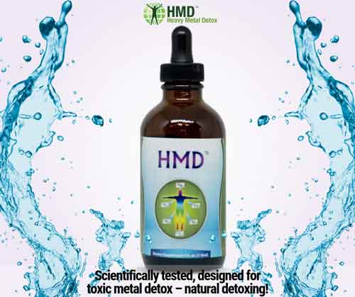HMD™ Heavy Metal Detox