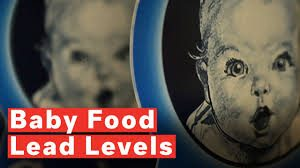 heavy metals in baby food