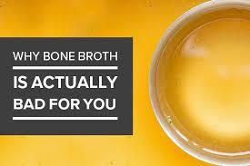 lead in bone broth